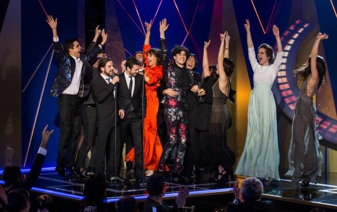 Gala Premios Feroz 2017©  Alberto R. Roldan / Premios Feroz 24 01 2017