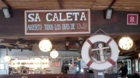 Sa Caleta restaurante