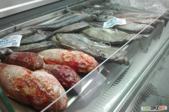Sa Caleta pescado