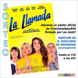 """Sorteo """"La Llamada"""""""