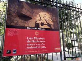 Horreum Romain exterior