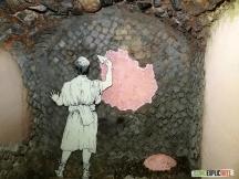 Horreum Romain interior